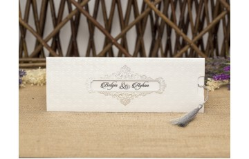 İklim Davetiye |  Wedding 8176