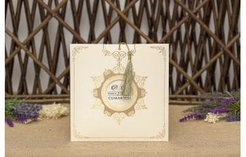 İklim Davetiye |  Wedding 8235