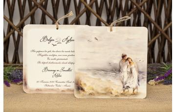 İklim Davetiye |  Wedding 8246