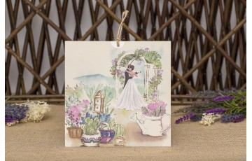 İklim Davetiye |  Wedding 8329