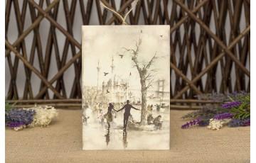 İklim Davetiye |  Wedding 8331