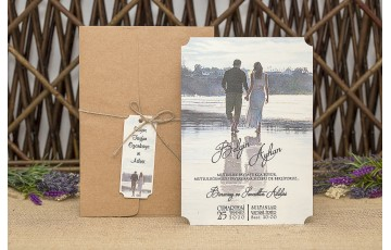 İklim Davetiye |  Wedding 8370