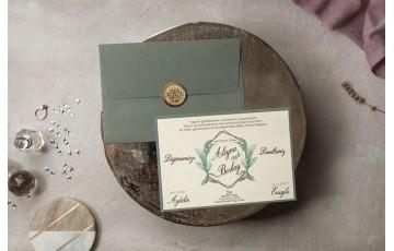 İklim Davetiye |  Wedding 8381