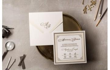 İklim Davetiye |  Wedding 8382