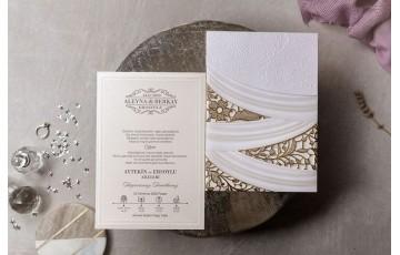 İklim Davetiye |  Wedding 8383