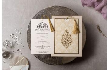 İklim Davetiye |  Wedding 8405