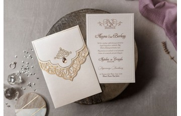 İklim Davetiye |  Wedding 8407